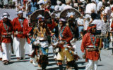 Zuni Parade Group; Gallup (N.M.)
