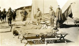Wounded Bandits at Columbus, N.M.
