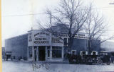 Simon Neustadt General Merchandise Store, circa 1914, at southeast corner of current Main St. and...