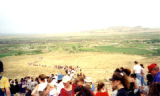 Tome Hill, Good Friday, 2000