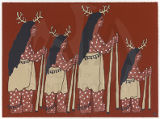 Deer Dancers, Edition 45-60