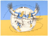 Eagle Dancer (Suite of Six Lithographs), Edition 13-70