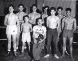 Boxing team at Barelas Community Center