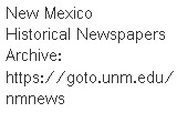 Weekly New Mexican Review and Live Stock Journal