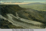 "Automobile road on La Bajada Hill on ""Ocean to Ocean Scenic Highway"" near Santa Fe, New..."