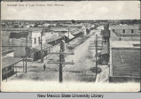 General view of Las Cruces, New Mexico