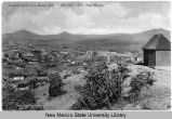 Looking north from Boston Hill. Silver City, New Mexico
