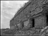 House of the Governor, East facade, Uxmal, Mexico