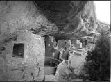 Spruce Tree House looking South, Mesa Verde National Park, Colorado