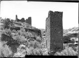 Square Tower, Ruin Canyon, McElmo Canyon, Colorado