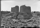 Twin Towers, Ruin Canyon, McElmo Canyon, Colorado