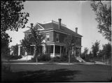President Snyder's residence, Colorado State Normal School, Greeley, Colorado
