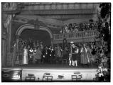 Senior class play, Cyrano de Begerac, Colorado State Normal School, Greeley, Colorado
