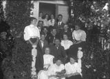 Party group, Colorado State Normal School, Greeley, Colorado