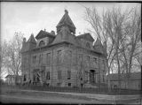 San Miguel County Courthouse, Las Vegas, New Mexico