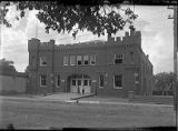 National Guard Armory, Washington Avenue, Santa Fe, New Mexico