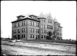 Springer Hall, New Mexico Normal University (New Mexico Highlands University), Las Vegas, New...