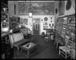 Interior of Old Mexico Shop, Santa Fe, New Mexico
