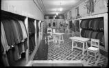 Interior of Moore's Mens Shop, Santa Fe, New Mexico