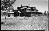 Big House at Los Alamos Ranch School, Los Alamos, New Mexico