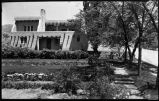 Unidentified home in Santa Fe, New Mexico