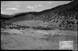 Construction of Nichols or Four-Mile Dam and Reservoir near Santa Fe, New Mexico, June 16, 1942