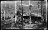 Hamilton Lodge, Camp May near Los Alamos, New Mexico