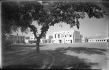 Unidentified buildings, Santa Fe, New Mexico
