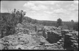 Unidentified ruins, New Mexico