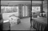 Room interior, Breese Ranch, New Mexico