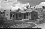 Dwelling at Ghost Ranch near Abiquiu, New Mexico