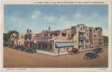 """La Fonda Hotel at the End of the Santa Fe Trail, Santa Fe, New Mexico"""