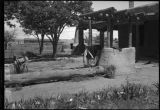 Unidentified New Mexico residence