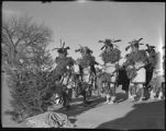 Basket Dance, San Ildefonso Pueblo, New Mexico