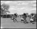 Buffalo Dance, San Ildefonso Pueblo, New Mexico
