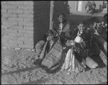 Group of Navajo women, New Mexico