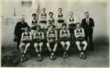 School for the Deaf basketball team, Santa Fe, New Mexico