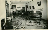 Music room, School for the Deaf, Santa Fe, New Mexico