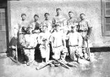 Baseball team, Saint Michael's College, Santa Fe, New Mexico