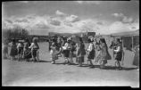 Women's Snow Bird Dance, San Ildefonso Pueblo, New Mexico