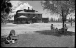 """Boys Dorm"", Los Alamos Ranch School, Los Alamos, New Mexico"