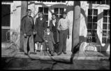 Dan Kelly's family, Santa Fe New Mexico