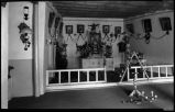 Interior, Santo Nino Chapel, Chimayo, New Mexico