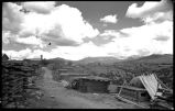 View of Truchas, New Mexico