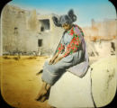 Young Hopi woman