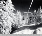 Ski Gondola, Lincoln National Forest