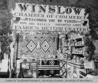 Winslow Chamber of Commerce Exhibit