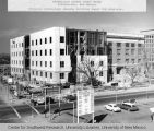 Bernalillo County Court House Under Construction