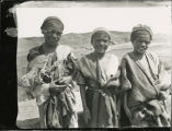Three boys called Mohamed, Tanis, Egypt