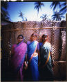 Three Women, Goa, India